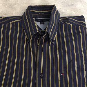 Tommy Hilfiger striped casual shirt